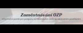 Informační portál | Zaměstnávání OZP